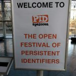 PIDapalooza18 welcome sign